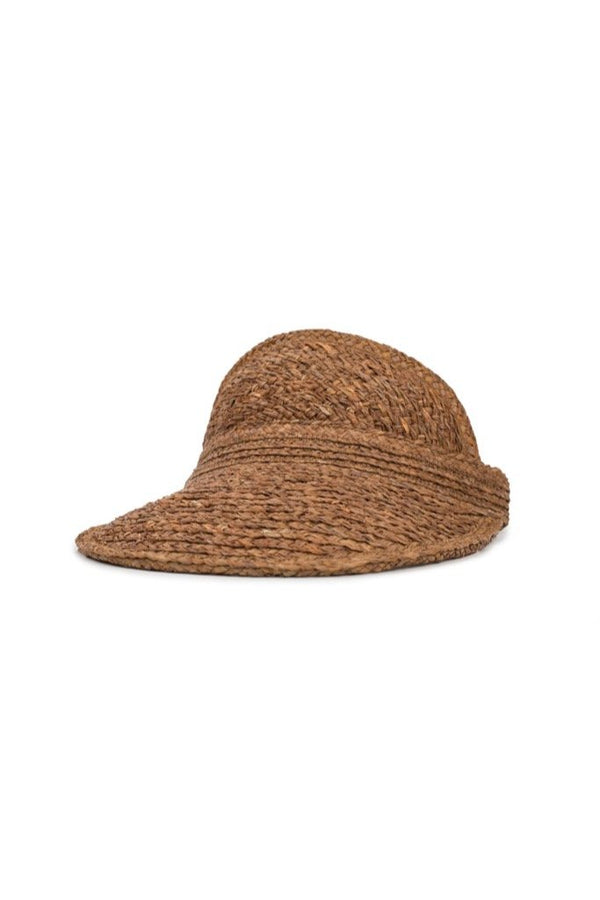 Brown Alexa Visor