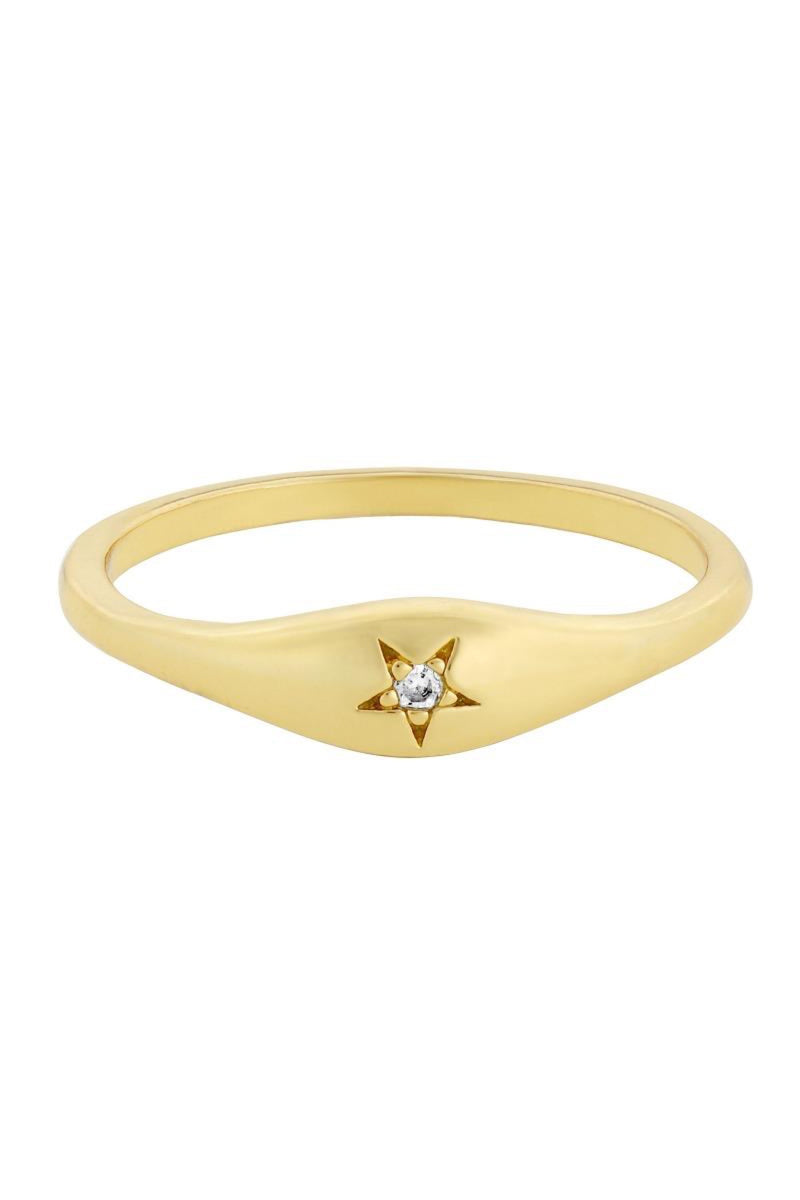 Gold Aiden Ring
