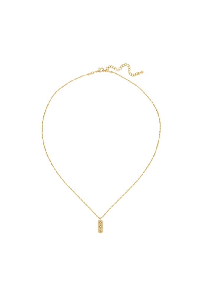 Gold Anika Necklace