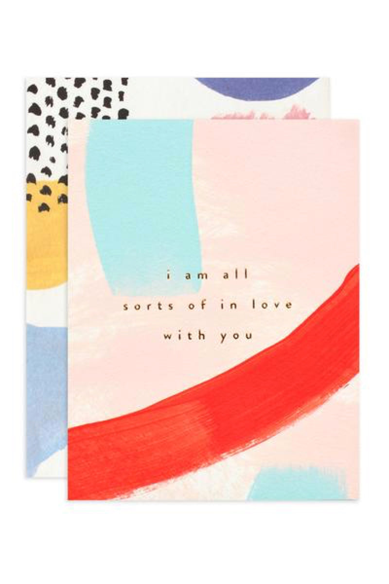 In Love With You Card