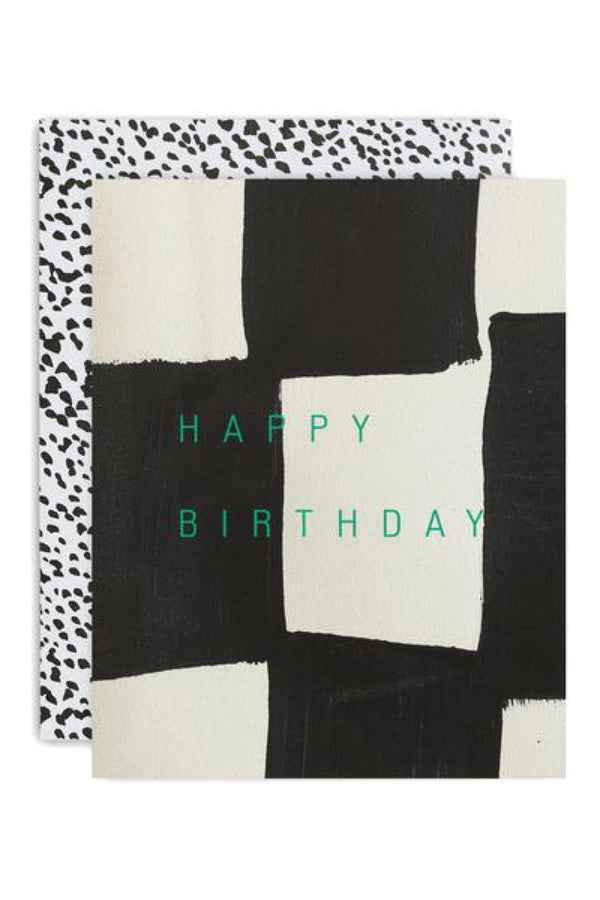 Chess Birthday Card