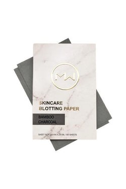 Bamboo Charcoal Blotting Paper