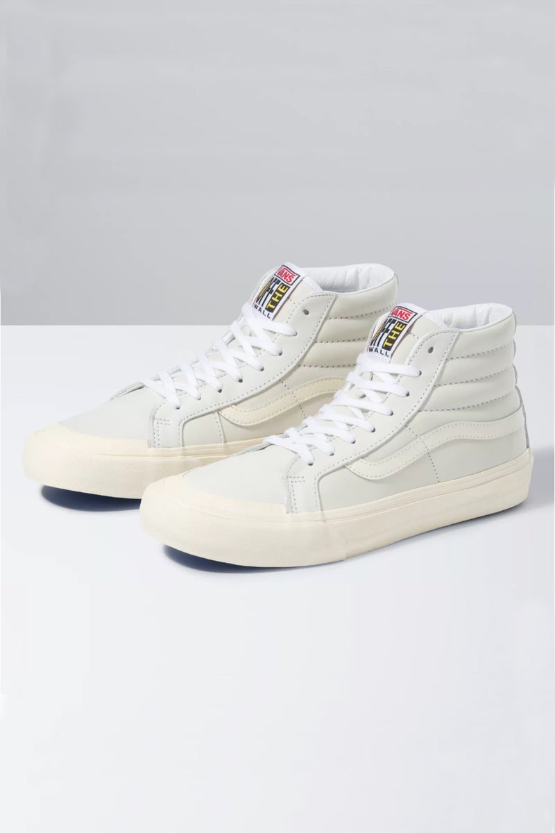 Antique White Sk8-Hi