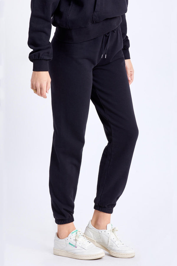 Black Weekender Sweatpants
