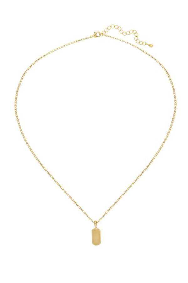 Gold Blake Necklace