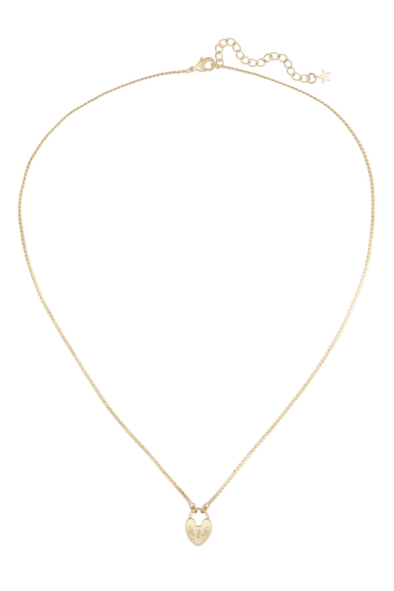 Gold Brooklyn Necklace