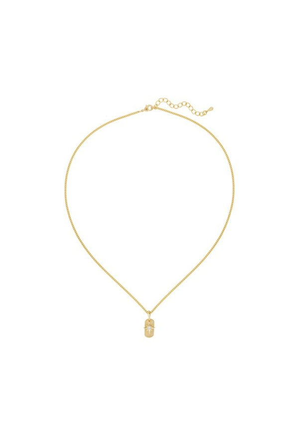 Gold Brynn Necklace