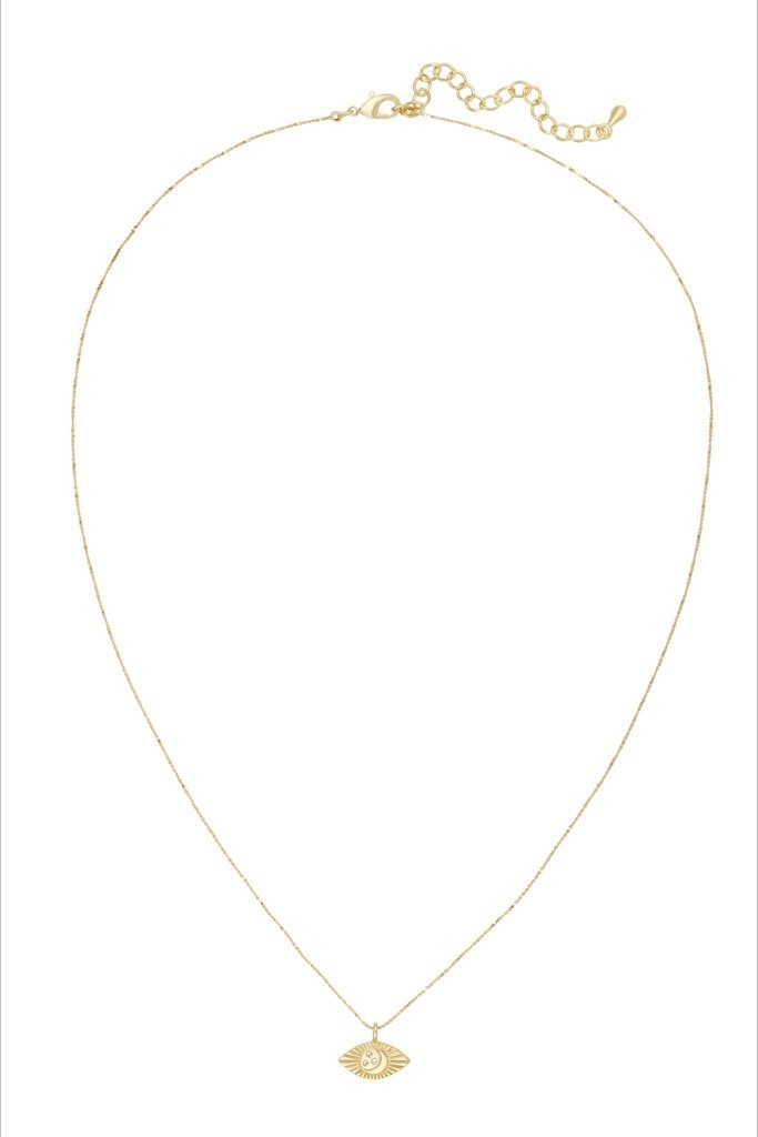 Gold Camryn Necklace