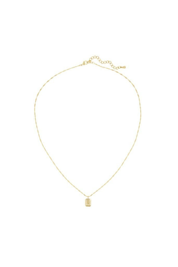 Gold Carlotta Necklace