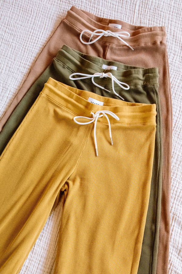 Turmeric Ali Thermal Pant