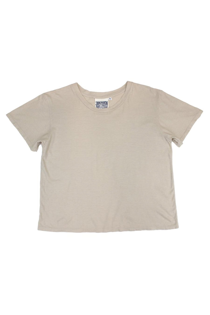 Canvas Cropped Ojai Tee