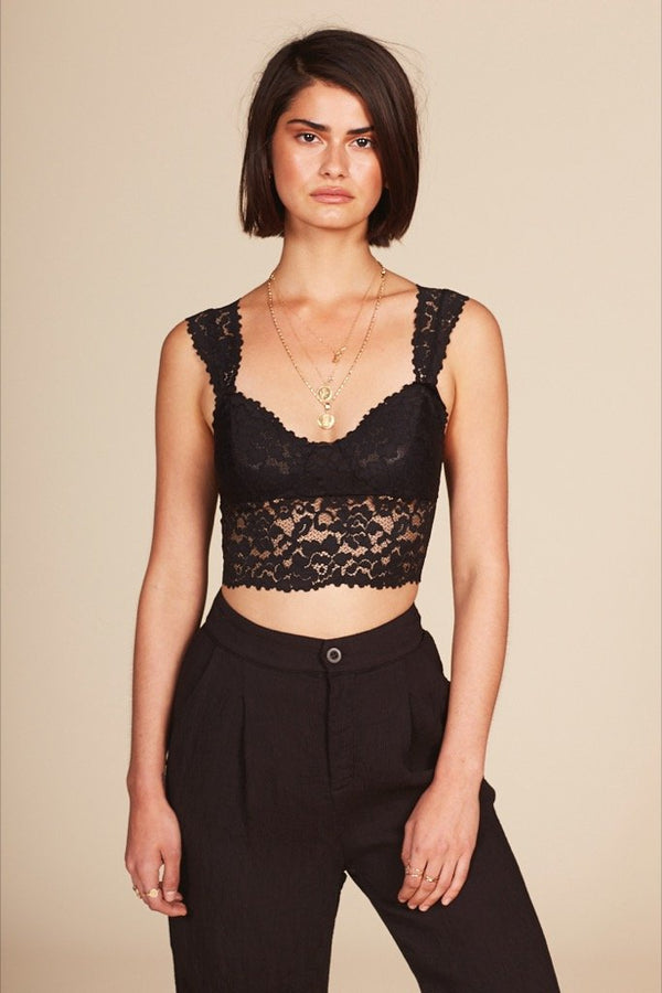 Black Dream Away Lace Brami
