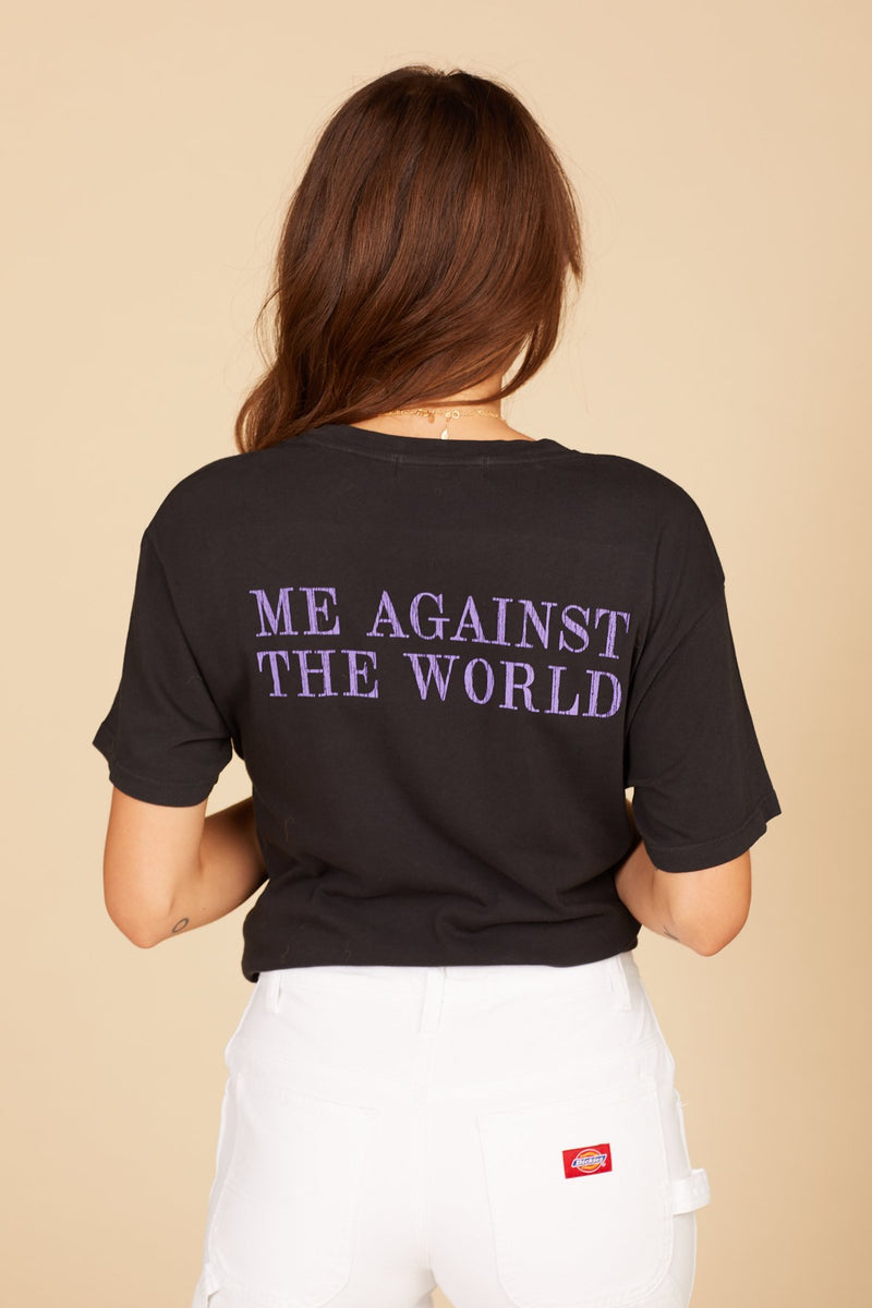 2Pac Me Against The World Tee