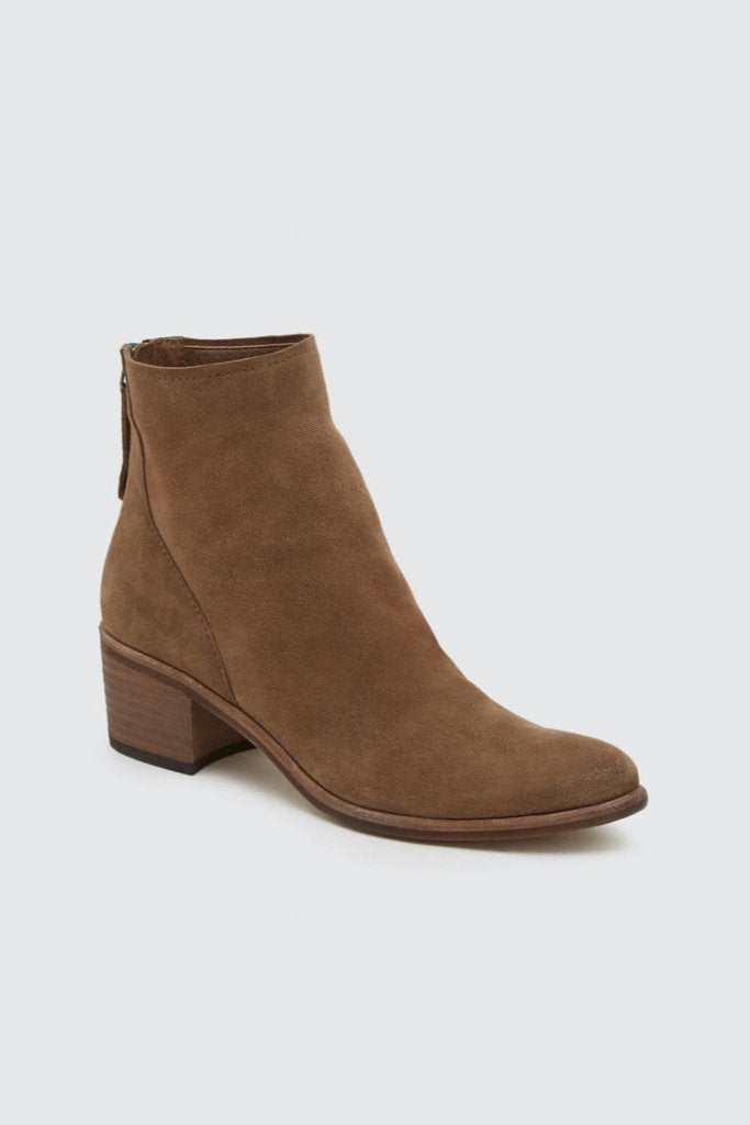 Taupe Cassius Booties
