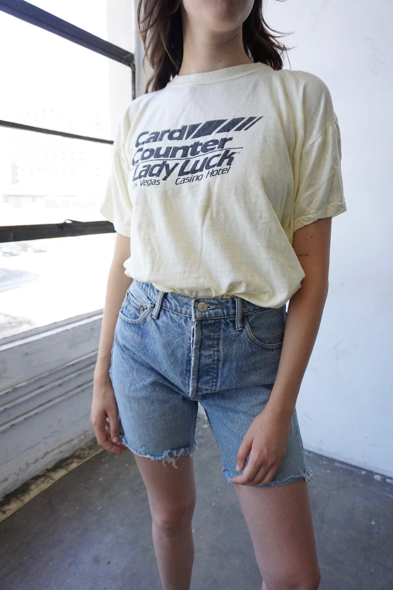 Card Counter Tee