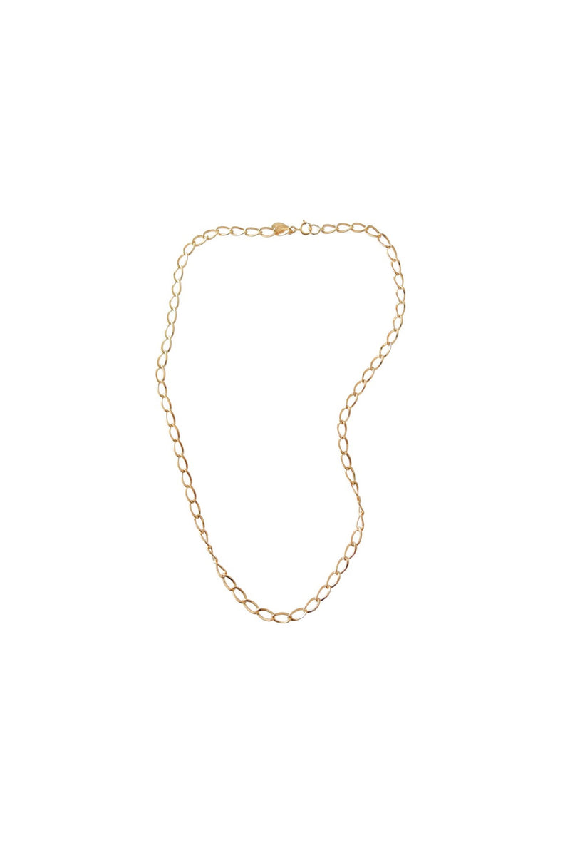 Gold Onda Necklace