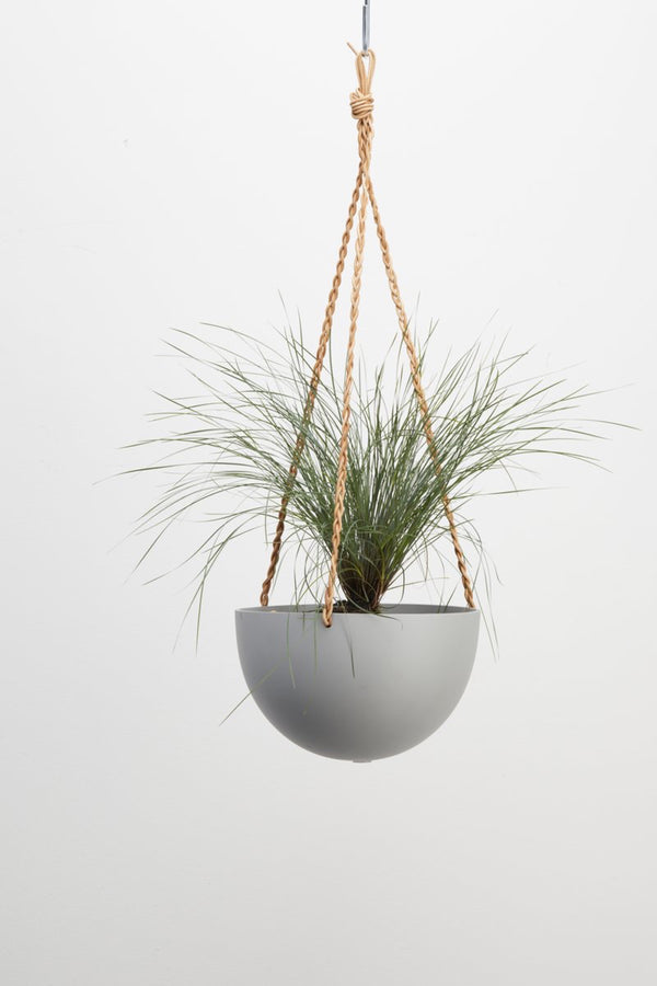 Stone Dome Hanging Pot