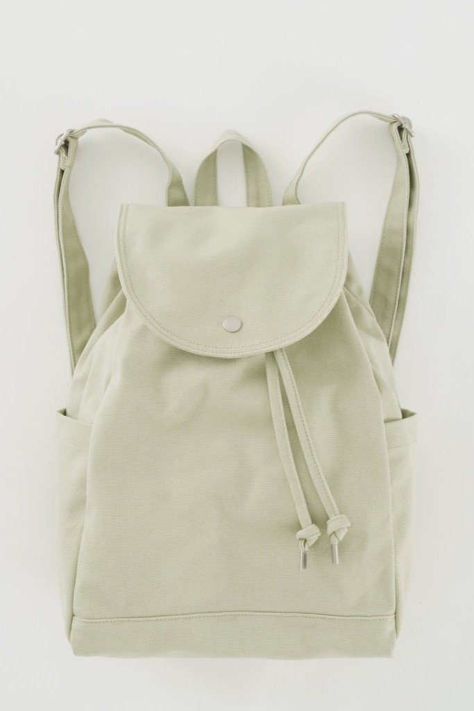 Matcha Drawstring Backpack