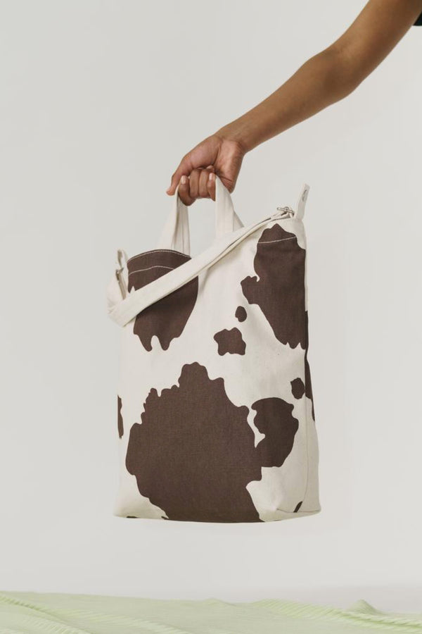 Brown Cow Duck Bag