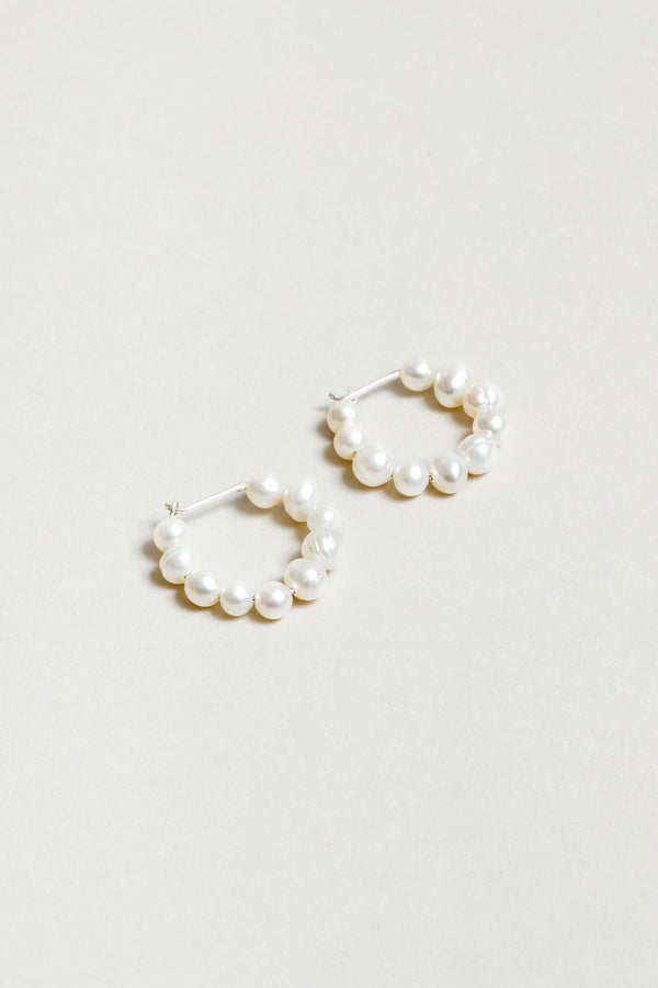 Estelle Pearl Hoops