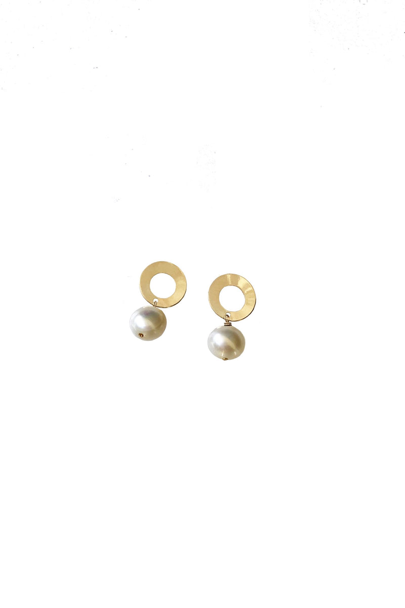 Gold Illume Earrings