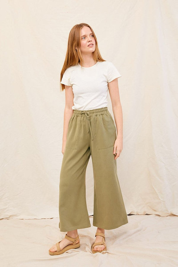 Sage Tencel Easy Pants
