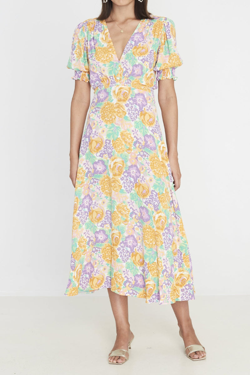 Ade Floral Marie-Louis Dress