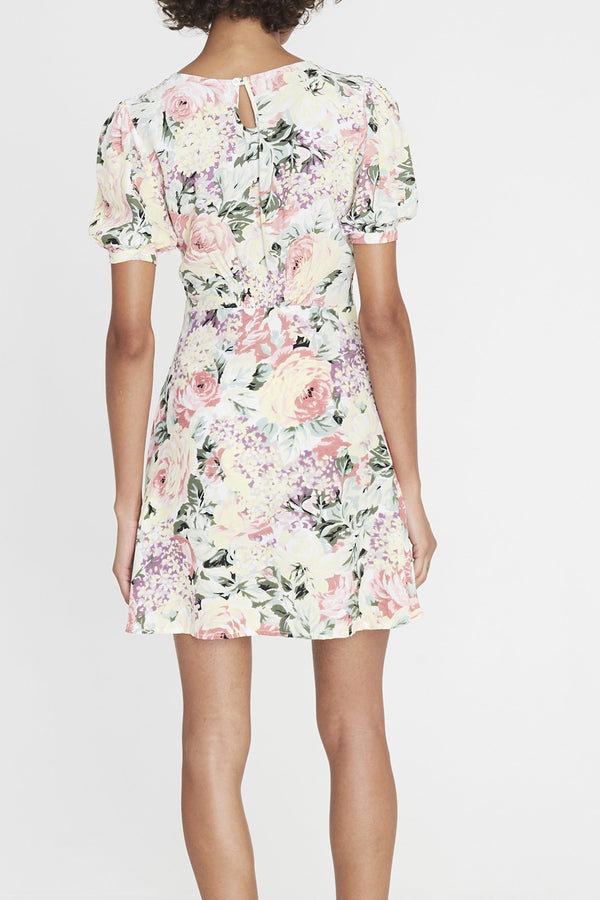 Venissa Floral Sidonie Mini Dress