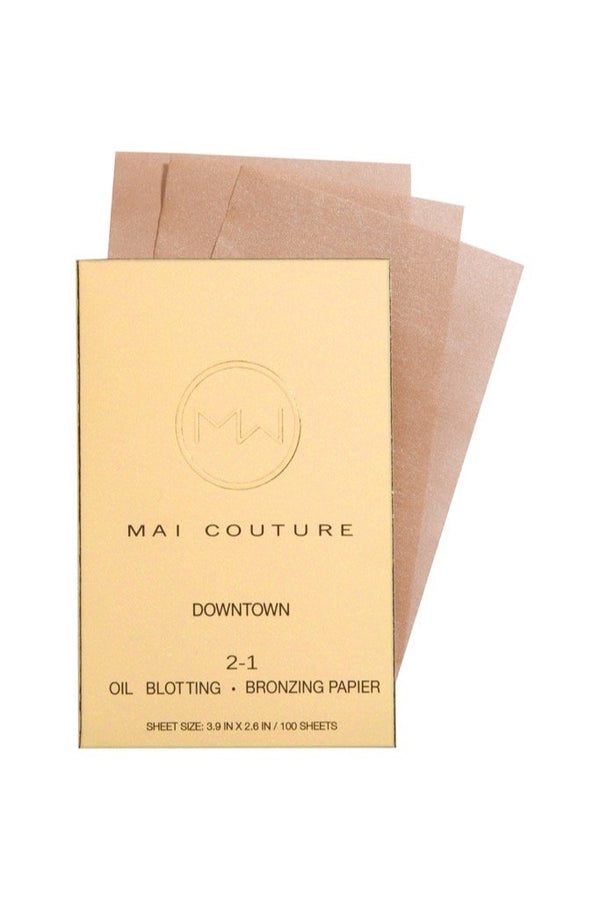 Downtown Bronzing Paper