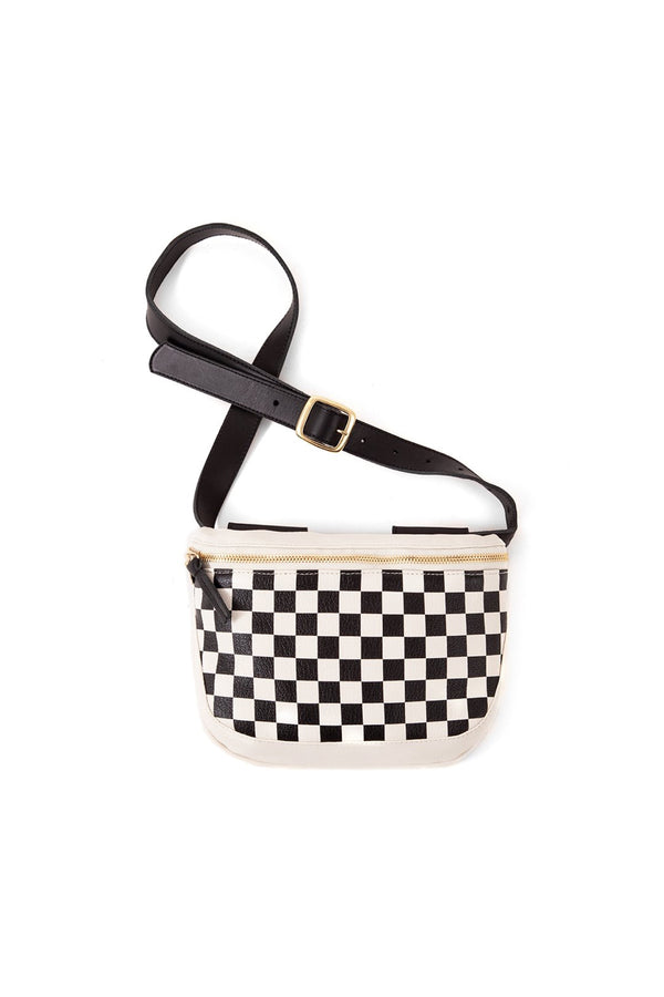 Checker Fanny Pack
