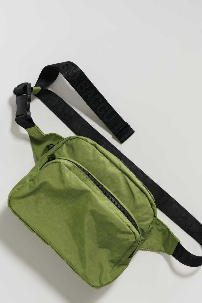 Green Apple Fanny Pack