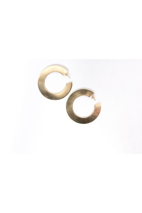 Brass Revolution Hoops