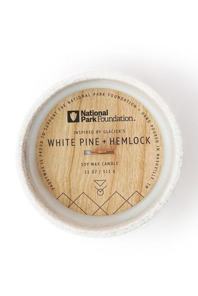 Pine + Hemlock Parks Candle