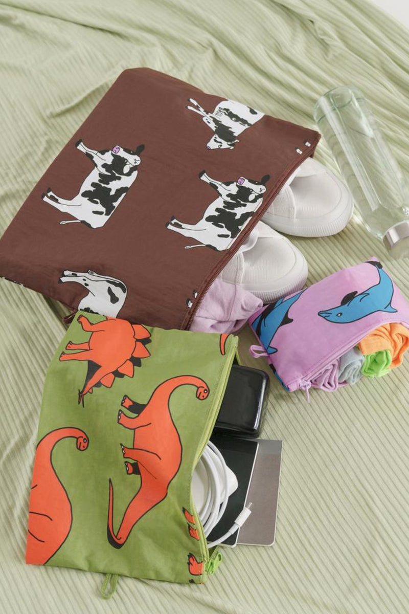 Animal Friends Go Pouch Set