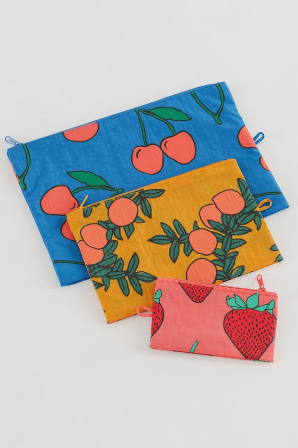 Backyard Fruit Go Pouch Set