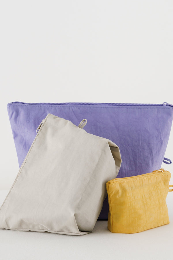Dusk Solids Go Pouch Set