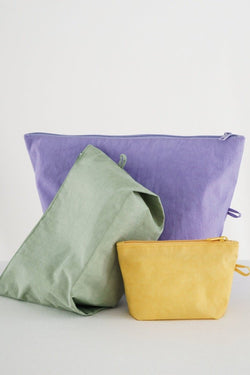 Meadow Solids Go Pouch Set