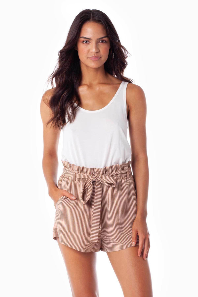 Desert Stripe Hastings Short