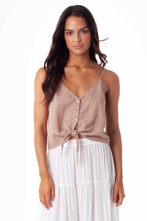 Desert Stripe Hastings Top