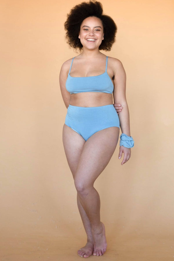 Powder Blue Lena Undies