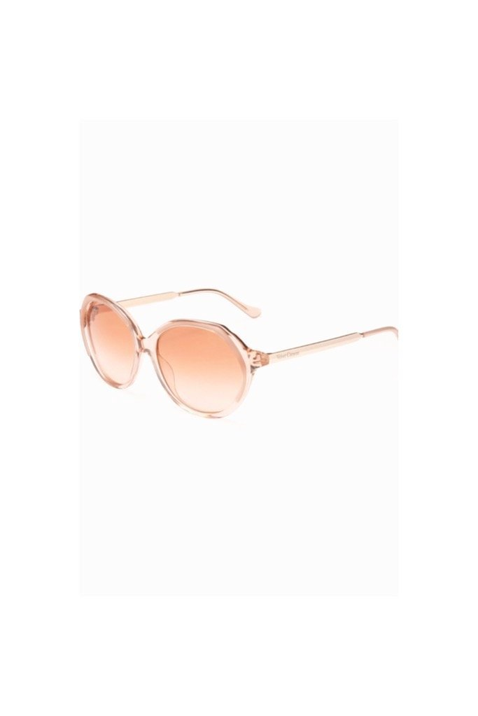 Peach Heartbreaker Sunglasses