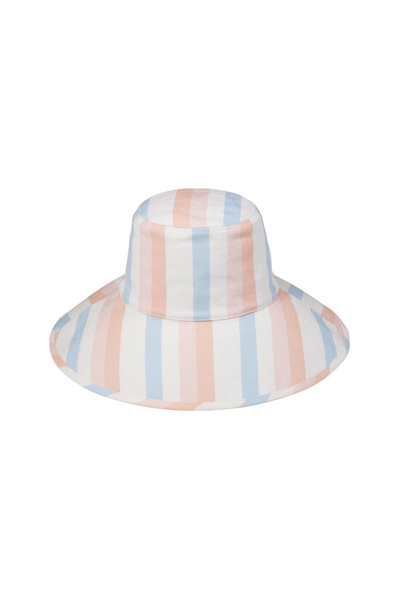 Candy Stripe Bucket Hat