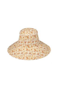 Peach Bloom Bucket Hat