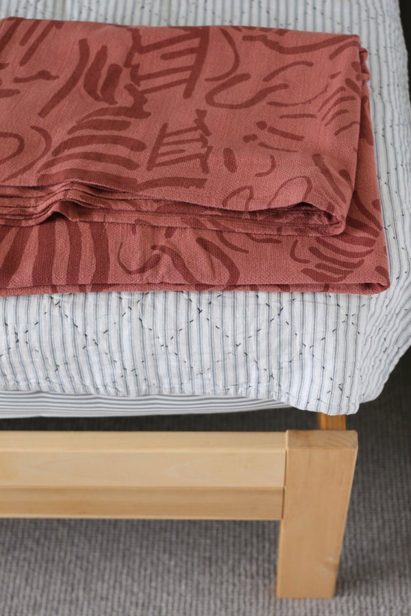 Fold Throw Blanket