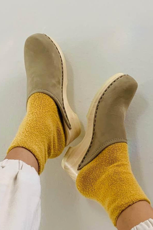 Honey Cloud Socks