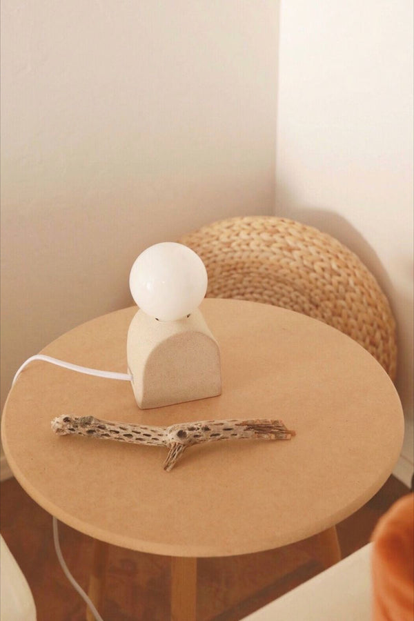 Sand Mima Table Lamp