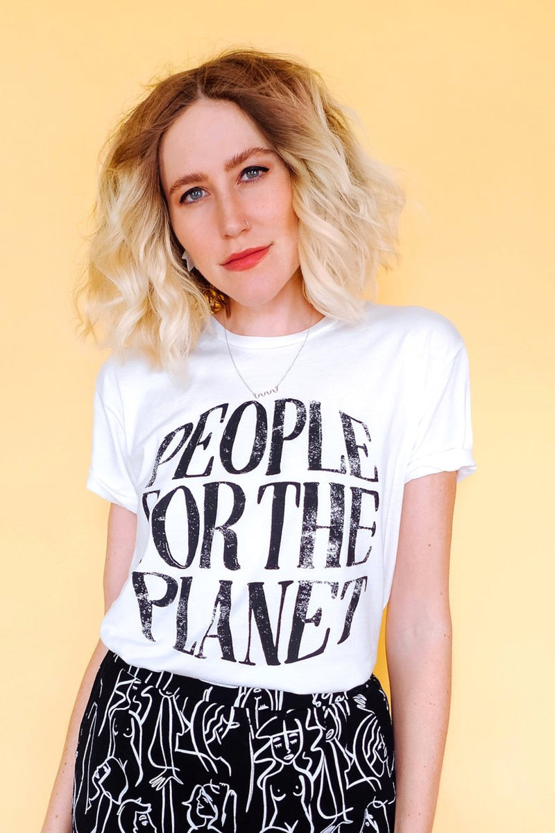 People For The Planet Tee