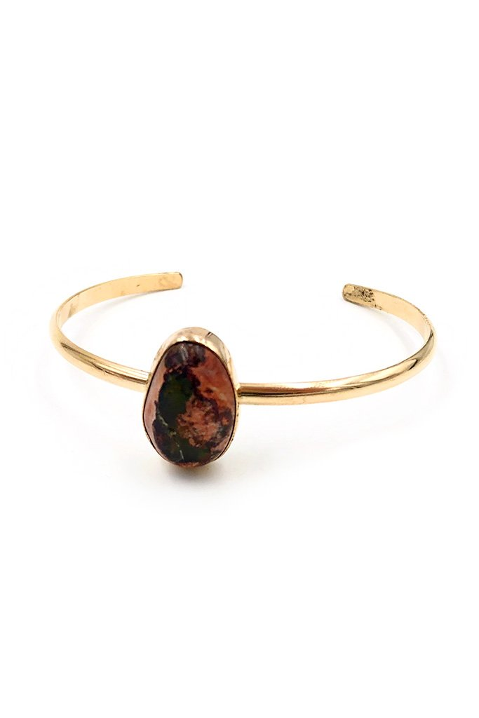 Fire Opal El Mirage Cuff