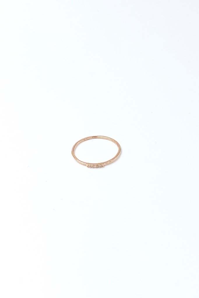 Rose Gold Marco Ring