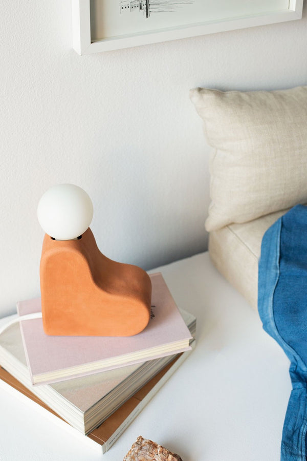 Terracotta Joshua Table Lamp